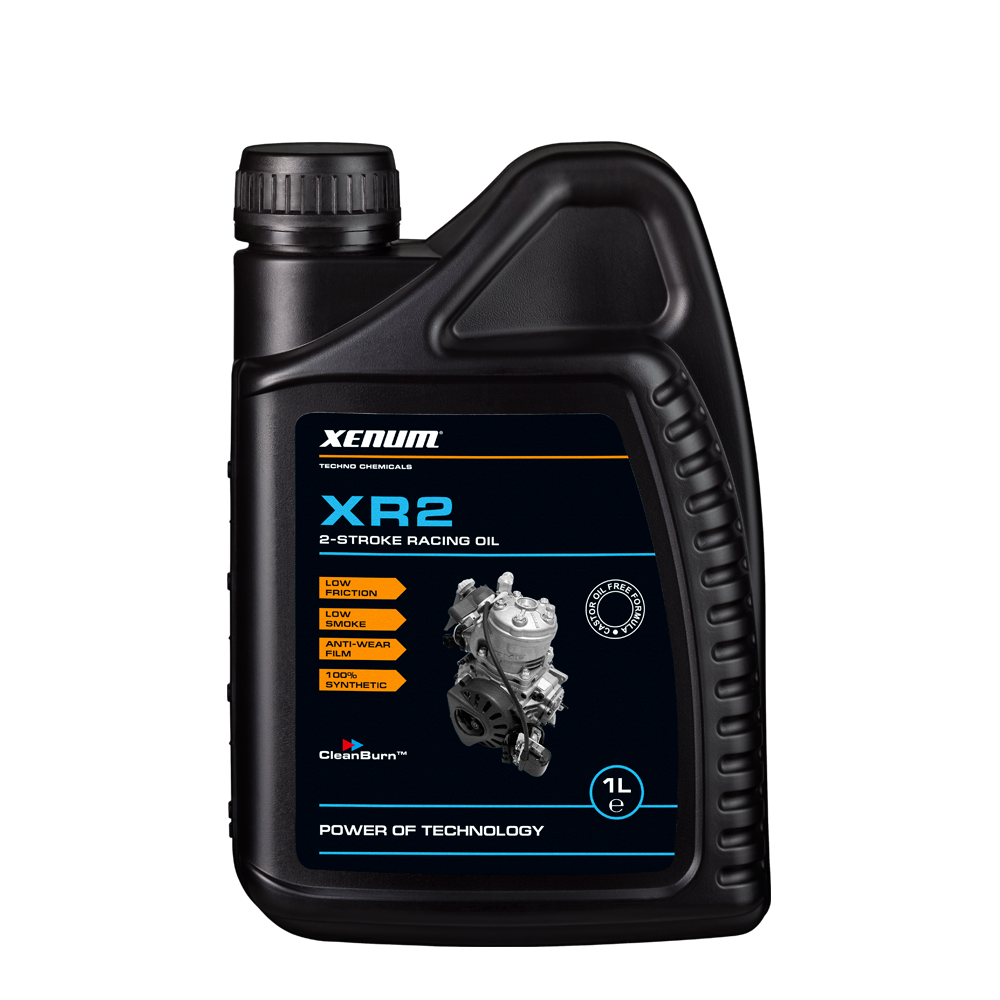 XR2 2-stroke racing oil